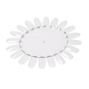 Oval Palette Clear 20