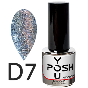 Гель лак You Posh DIAMOND D7