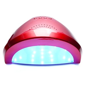 LED+UV Lamp SUN One 48W RED