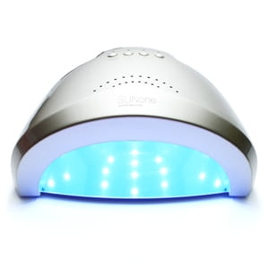LED+UV Lamp SUN One 48W SILVER