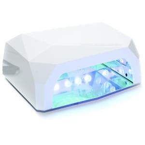 LED+CCFL Lamp Diamond 36W WHITE