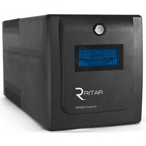 ИСТОЧНИК БЕСПЕРЕБОЙНОГО ПИТАНИЯ RITAR RTP1200 (720W) PROXIMA-D (RTP1200D)